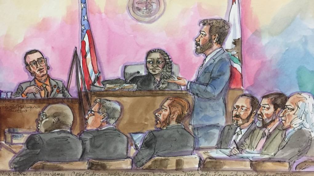 Defendant Max Harris Tells Jury, 'There Was No Sort of Authority Figure' at Ghost Ship