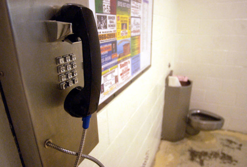 San Francisco to Stop Charging for Jail Phone Calls | KQED News