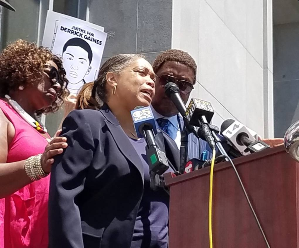 San Francisco to Pay $400,000 to Settle Lawsuit Over Police Killing of Mario Woods