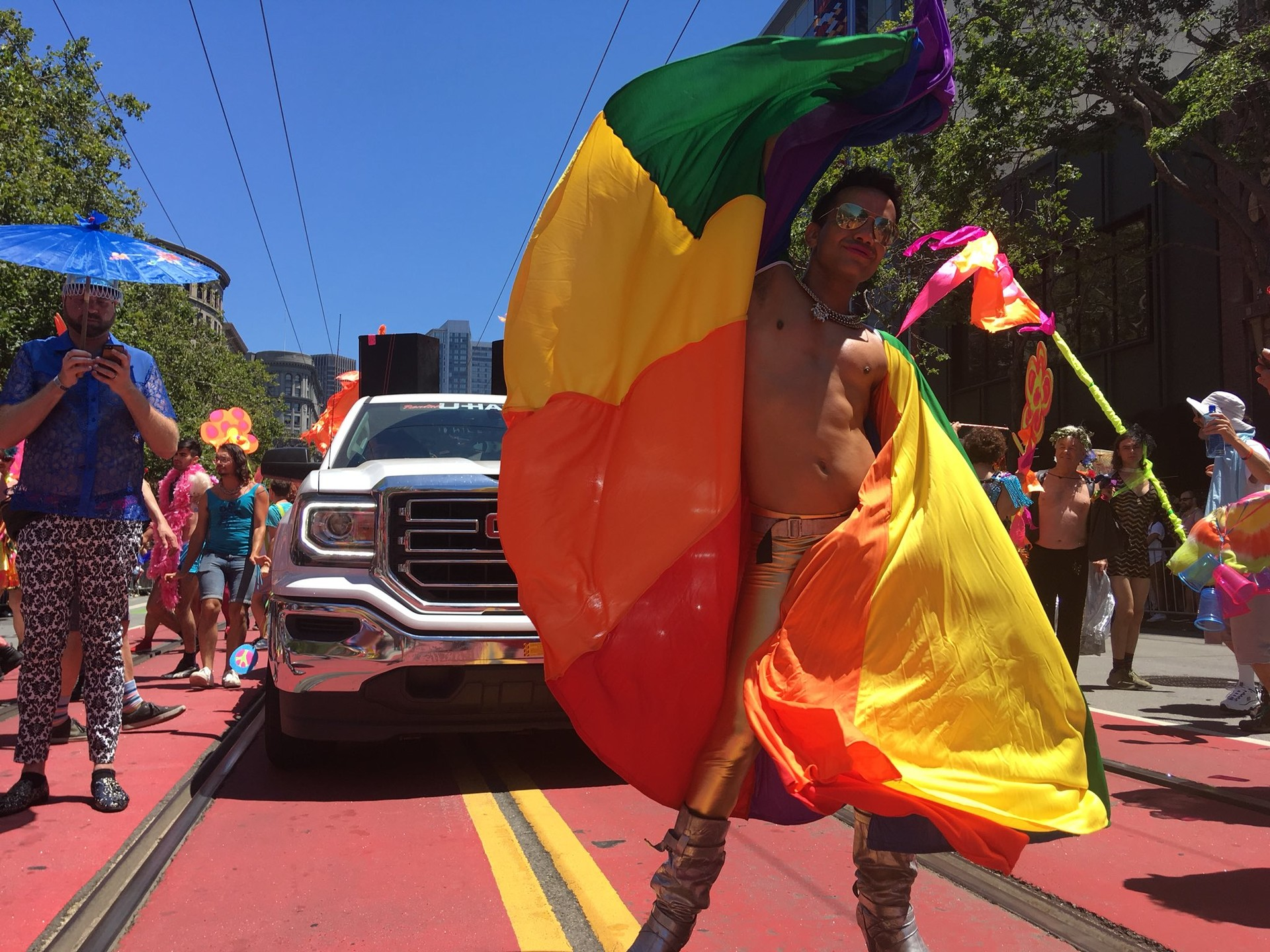 Your Guide to SF Pride 2019 Events and Parade | KQED News