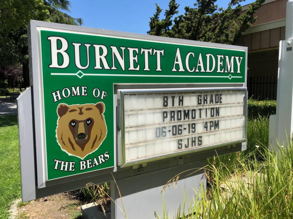 Burnett Middle School