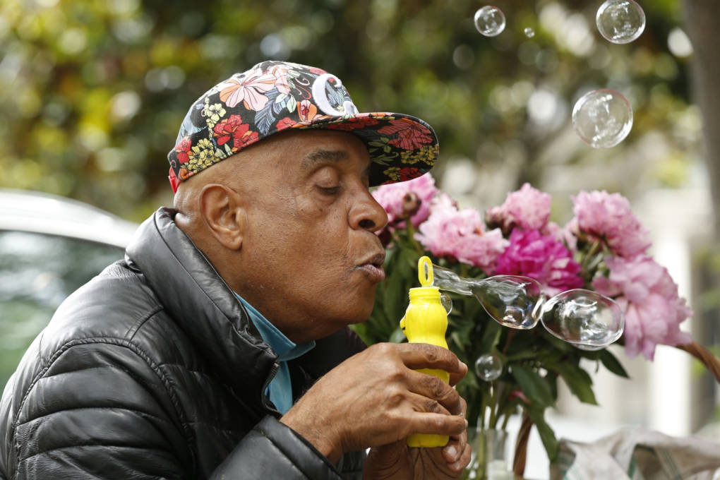 Meet the Flower Guy Who's Watched the Castro Change Over 38 Years