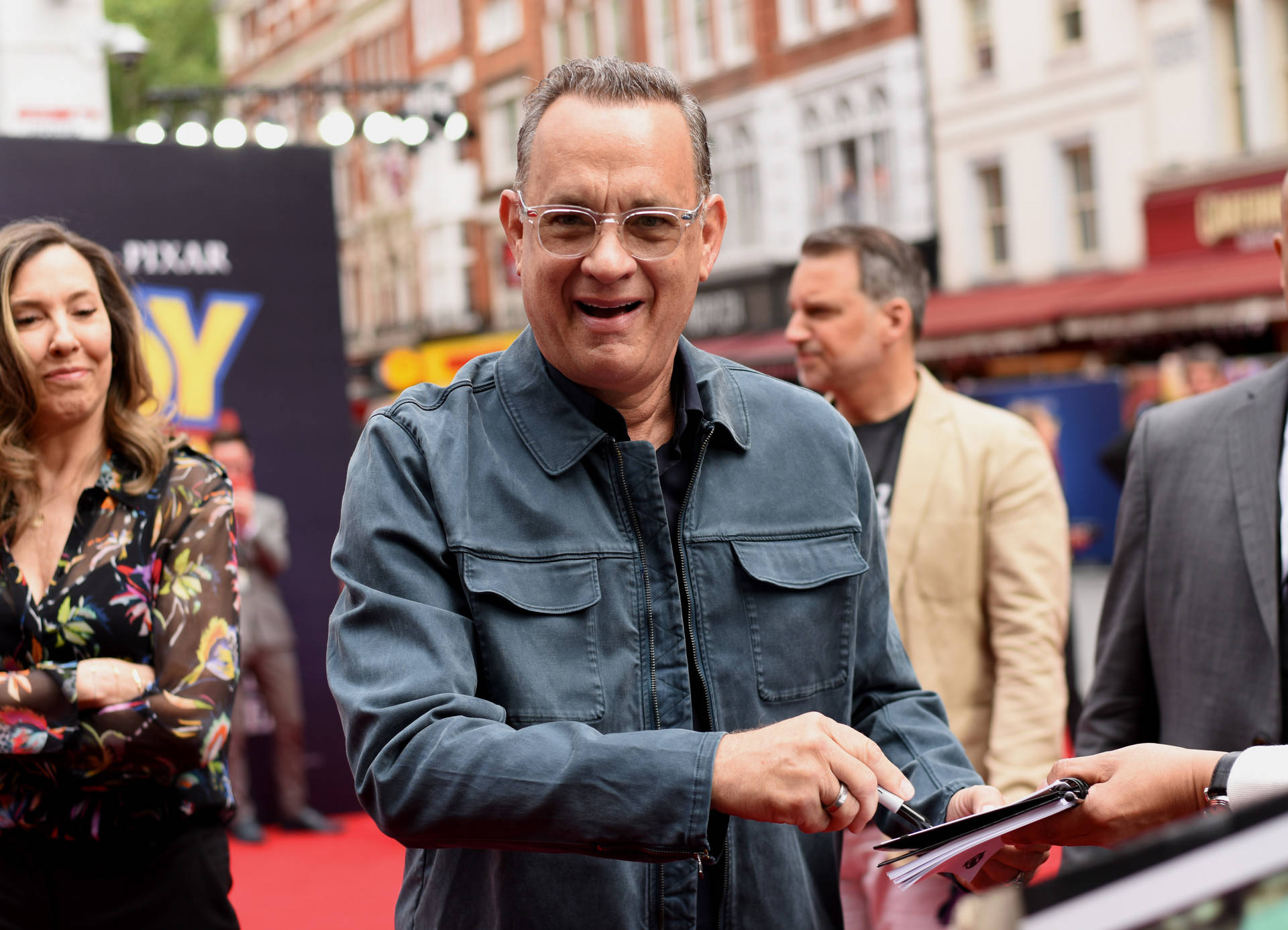 5 Things You Didn't Know About Tom Hanks' East Bay Roots | KQED News