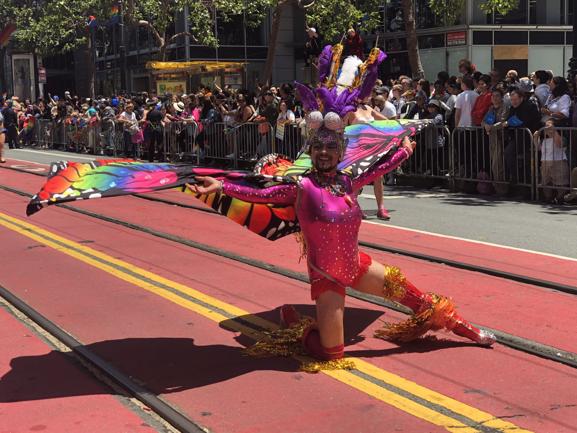 SF Pride Parade Brings Together 'Generations of Resistance'
