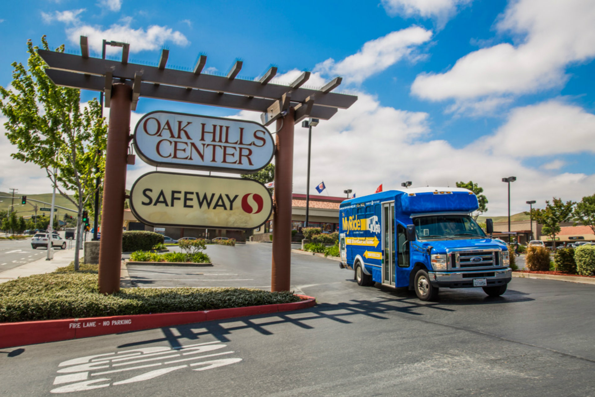 On-Demand Shuttle Service Launches in Contra Costa County