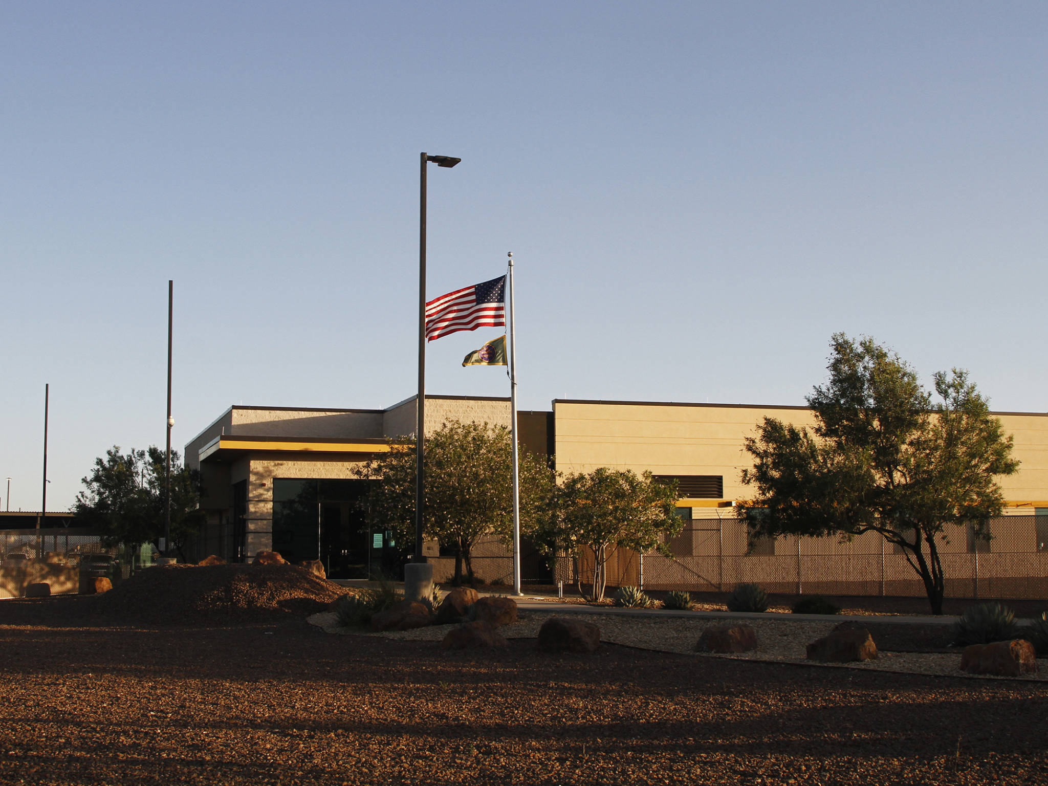 Migrant Children Moved From Border Patrol Center After Outcry