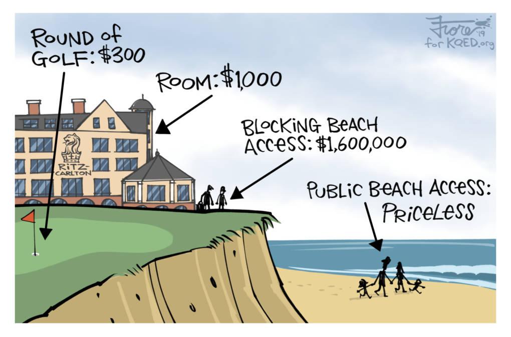 A Win for Beach Access in Half Moon Bay