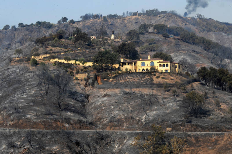 Legislature Considers Insurance Fund to Help Wildfire Victims