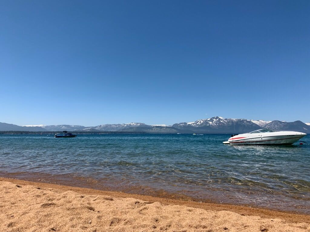 Lake Tahoe Nearly Full After Stormy Winter; Potentially Enough Water for Three Summers