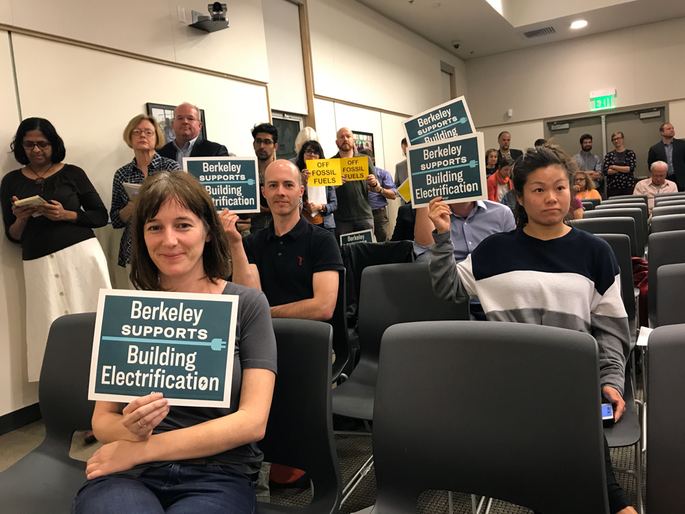 Berkeley Becomes First City in California to Ban Natural Gas in Most New Buildings