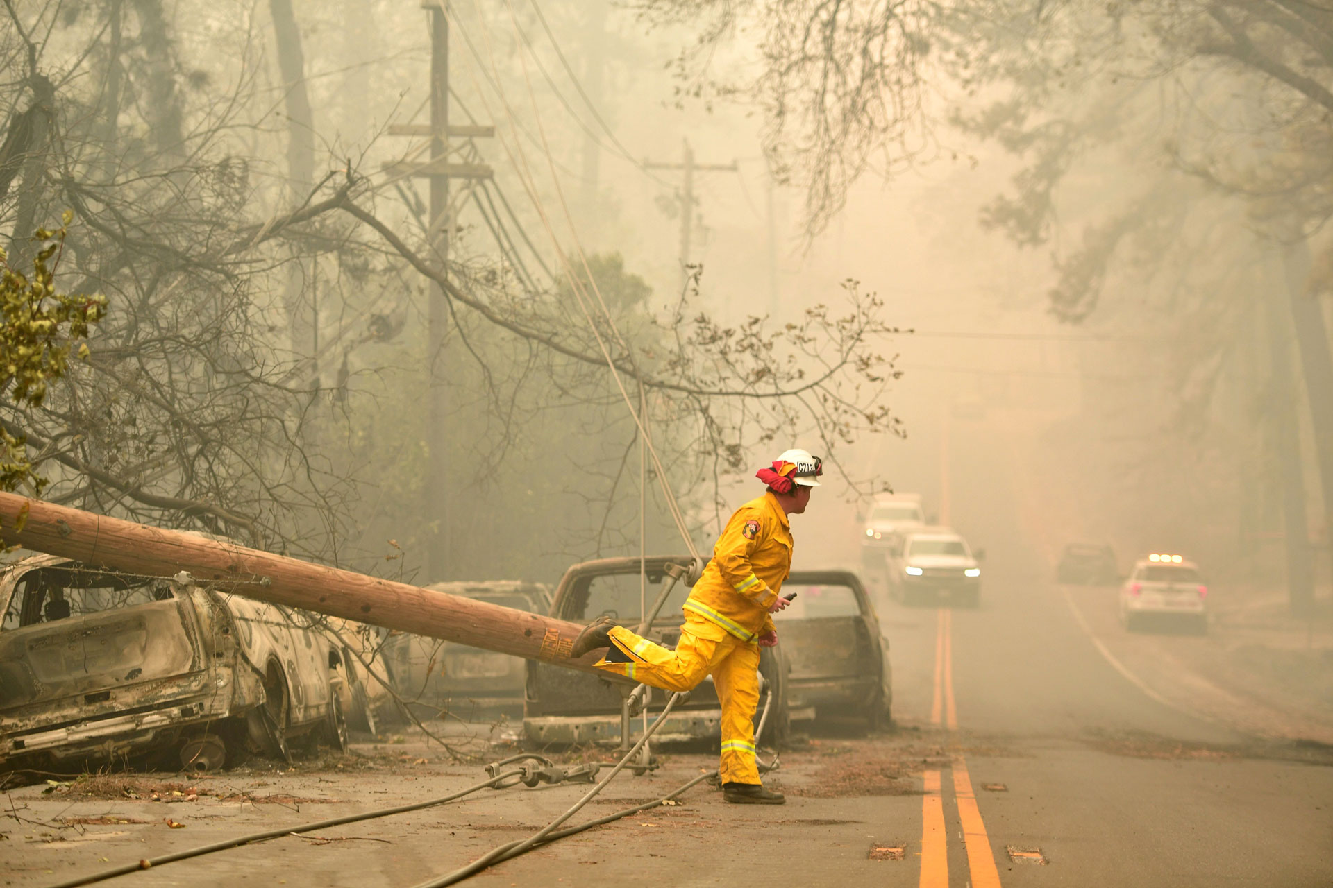 California Senate Passes Controversial Bill to Deal With Utility-Caused Wildfires