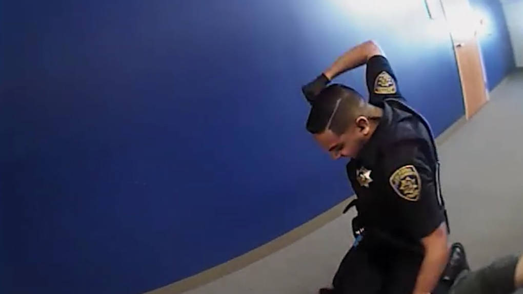 Los Gatos Cop Resigns Amid Outcry Over Beating at San Jose