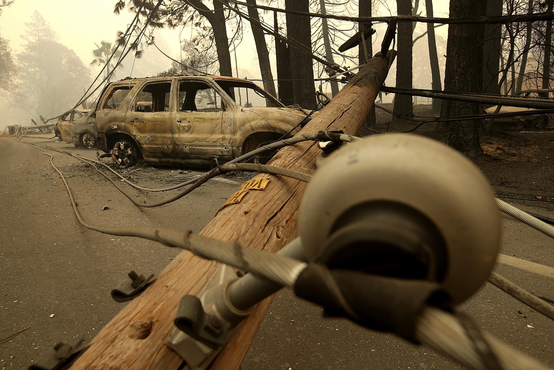 California Legislature Approves Wildfire Bill, Utility Customers to Pay $10.5 Billion Into Fund