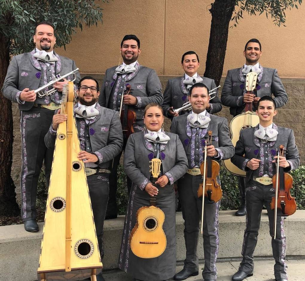 The World's First LGBTQ Mariachi Band