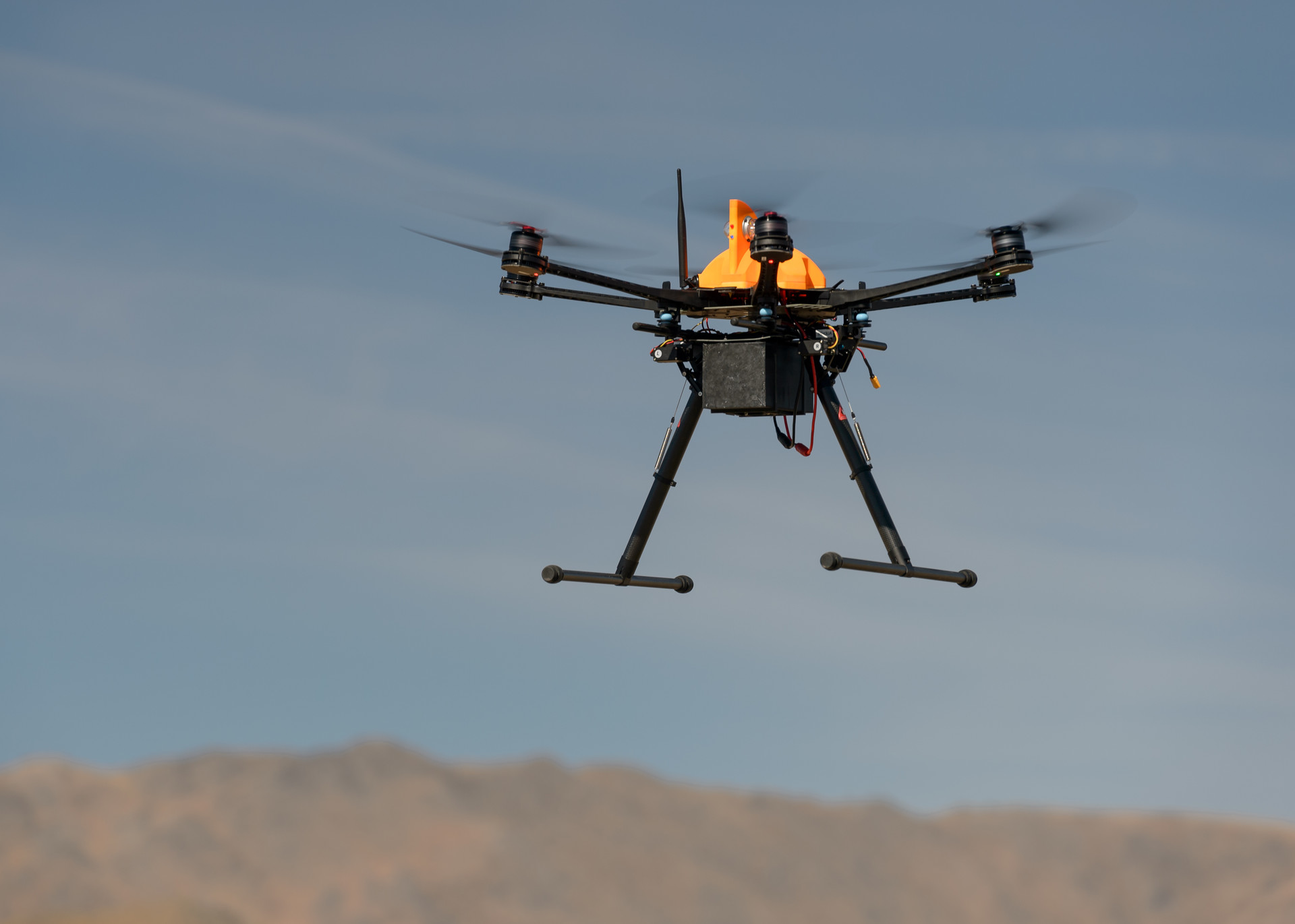 How NASA Ames Is Helping the FAA Brace for the Rise of Delivery Drones