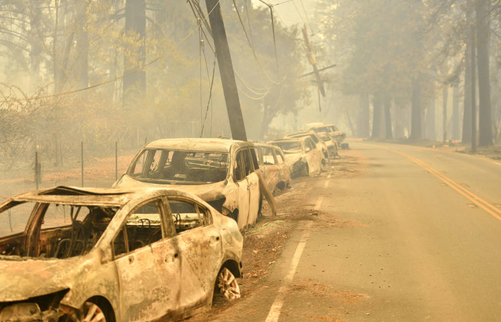 Camp Fire-Ravaged Butte County to Use New Siren to Warn of Evacuations
