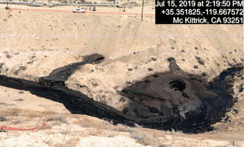 As Chevron Gets Ready to Appeal State Order, Kern County Spill Continues to Grow