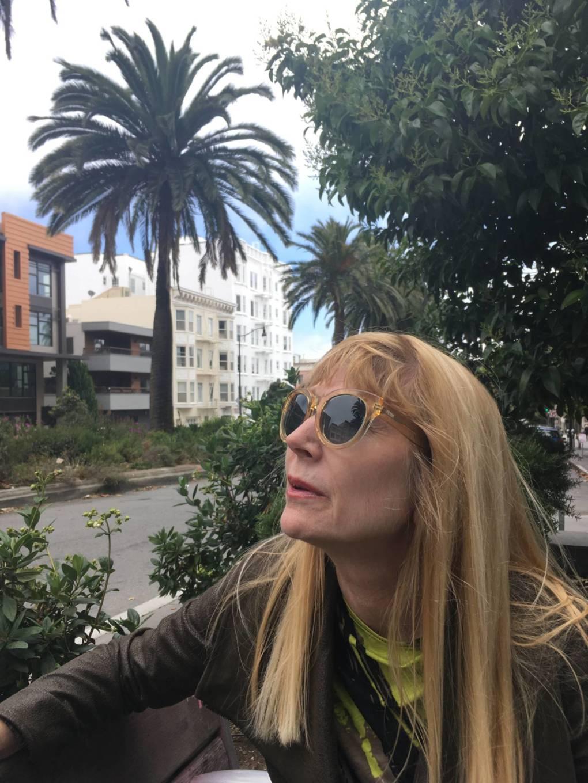 Martha Ketterer, a San Francisco landscape architect