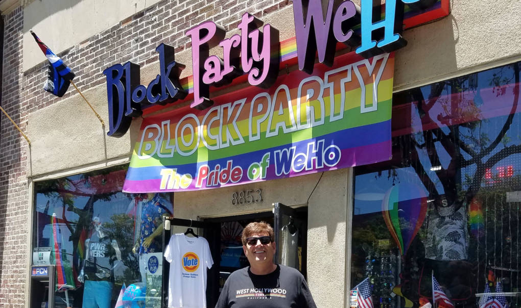 Gentrification is Changing Iconic Gay Neighborhoods in L.A. and S.F.