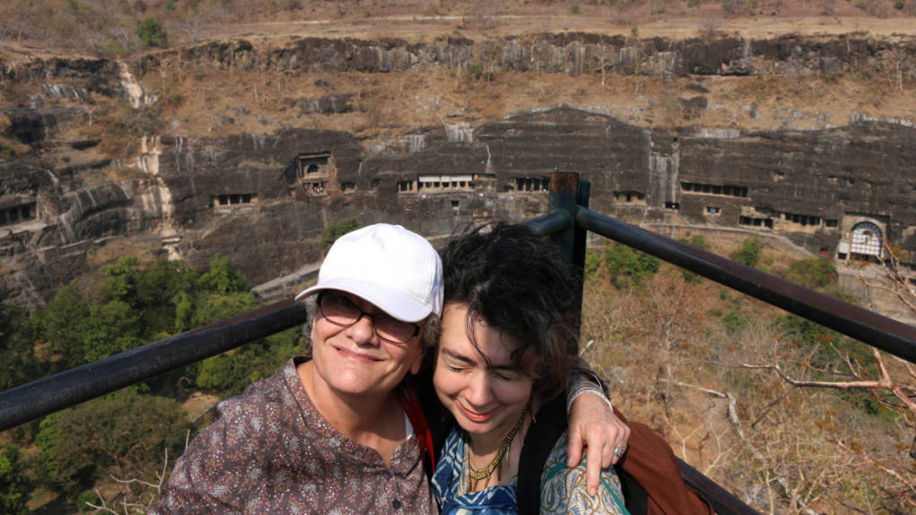 The Cave Woman of India: Tracing My Scars as an Immigrant's Daughter