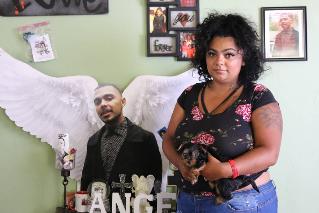 In Vallejo, a Sister Challenges the Police Narrative of Her Brother's Shooting