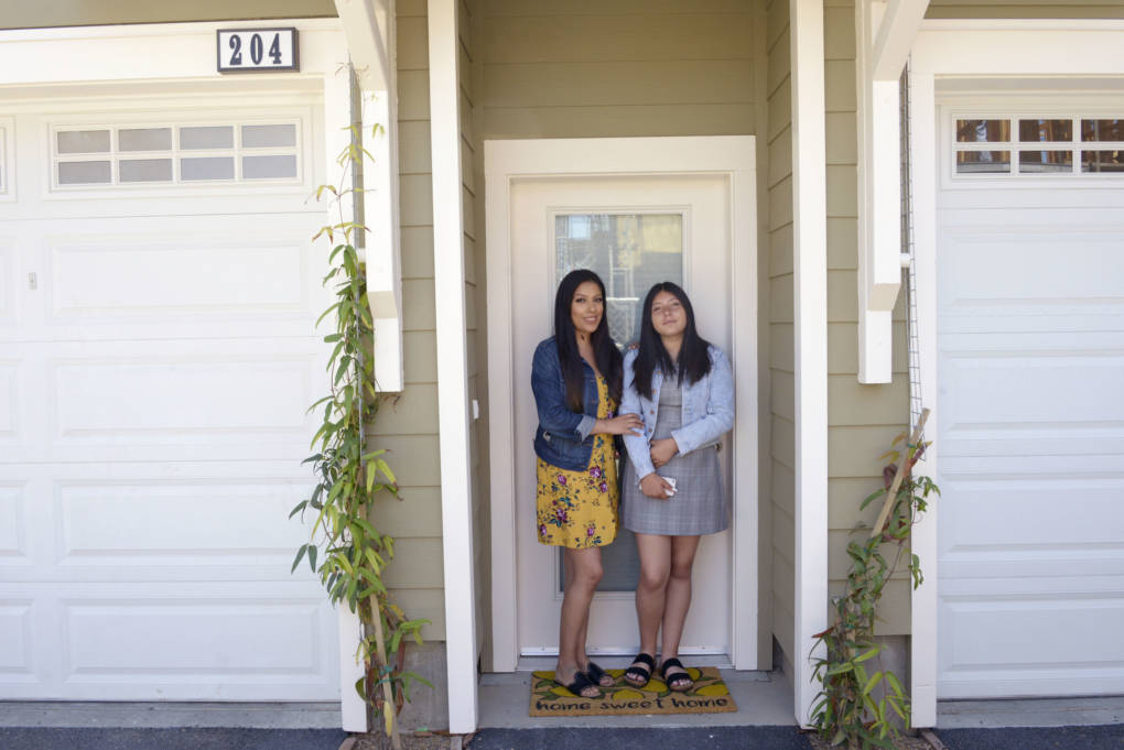 'It Felt Like I Won the Lottery': How a Bay Area Mom Helped Build Her Own Affordable Home