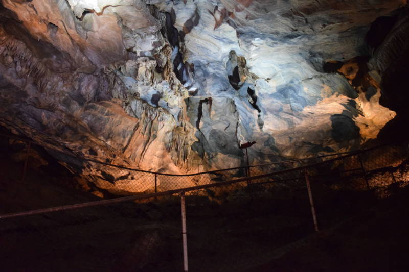 Underground Lakes and a Vanished Church Await in California Cavern