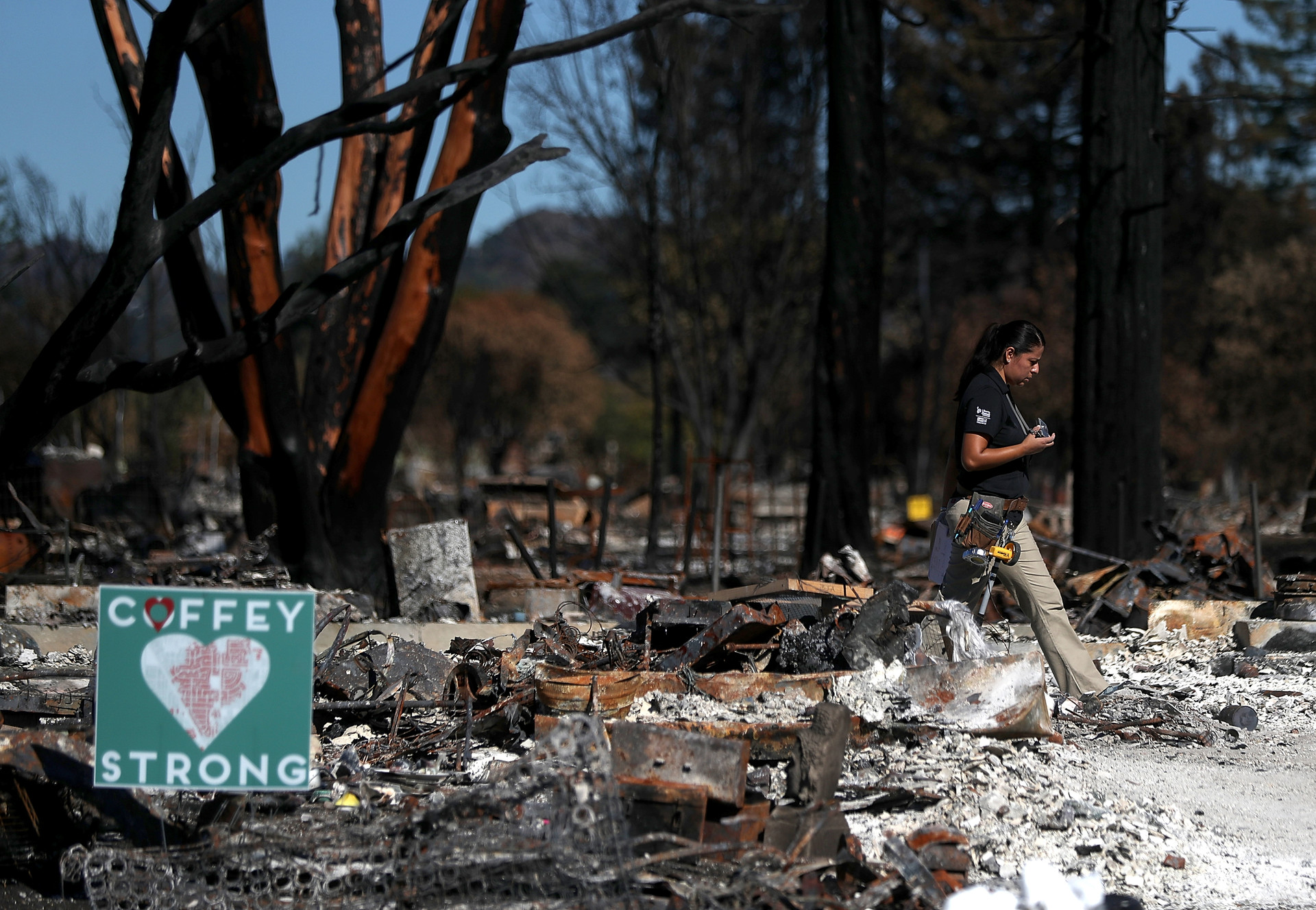 Insurers Drop Policies in California's High-Fire Risk Areas