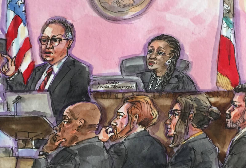 3 Jurors in Ghost Ship Trial Replaced – Deliberations Must Begin All Over Again