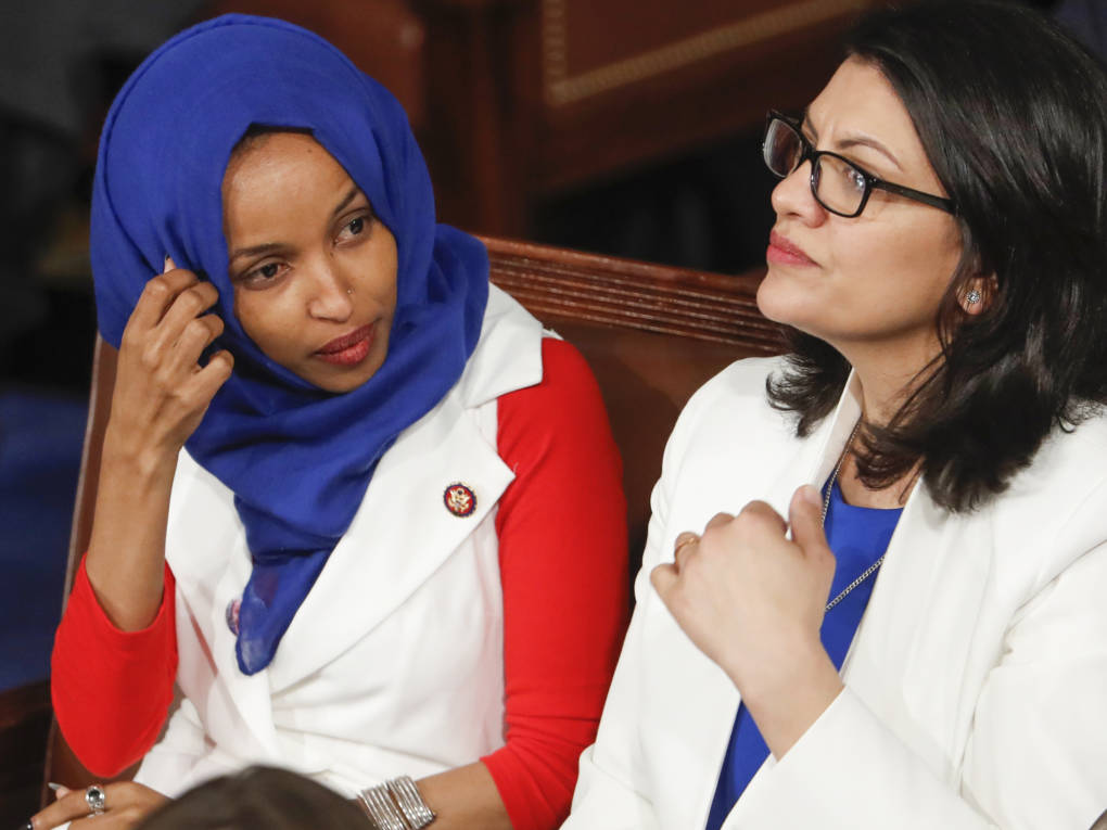 'Beneath the Dignity of Israel': Bay Area Lawmakers Condemn Ban of Reps. Omar, Tlaib