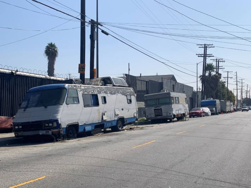 Amid Homelessness Crisis, Los Angeles Restricts Living in Vehicles