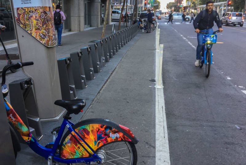 Lyft Hit With $200,000 Penalty for Shortage of Shared Bikes