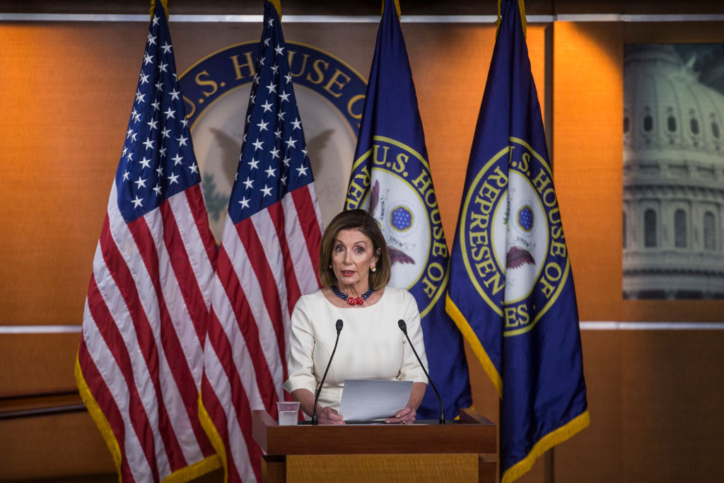 Speaker Nancy Pelosi Was Made for This Moment