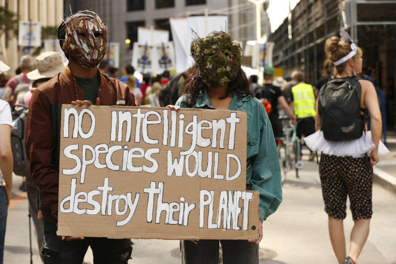 See How Youth-Led Protesters Are Challenging Corporations, Adult Leadership on Climate Change