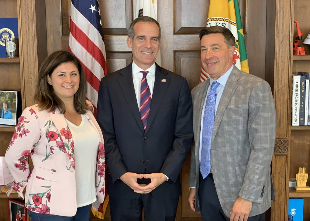 Mayor Eric Garcetti on the Homeless Crisis, Kosher Burritos and LA's Green New Deal
