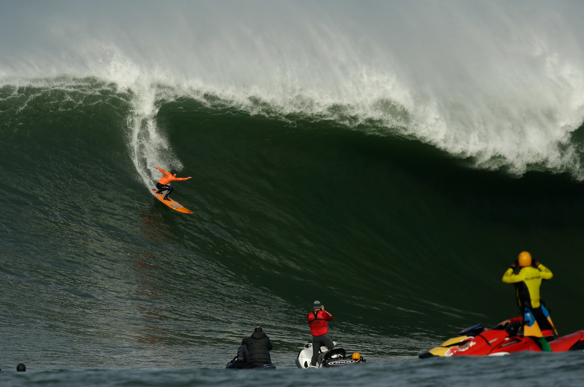 Surfing Community Reflects on Future of Mavericks Contest in Wake of Cancellation