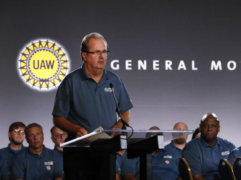 United Auto Workers to Begin Nationwide Strike Before Midnight Sunday