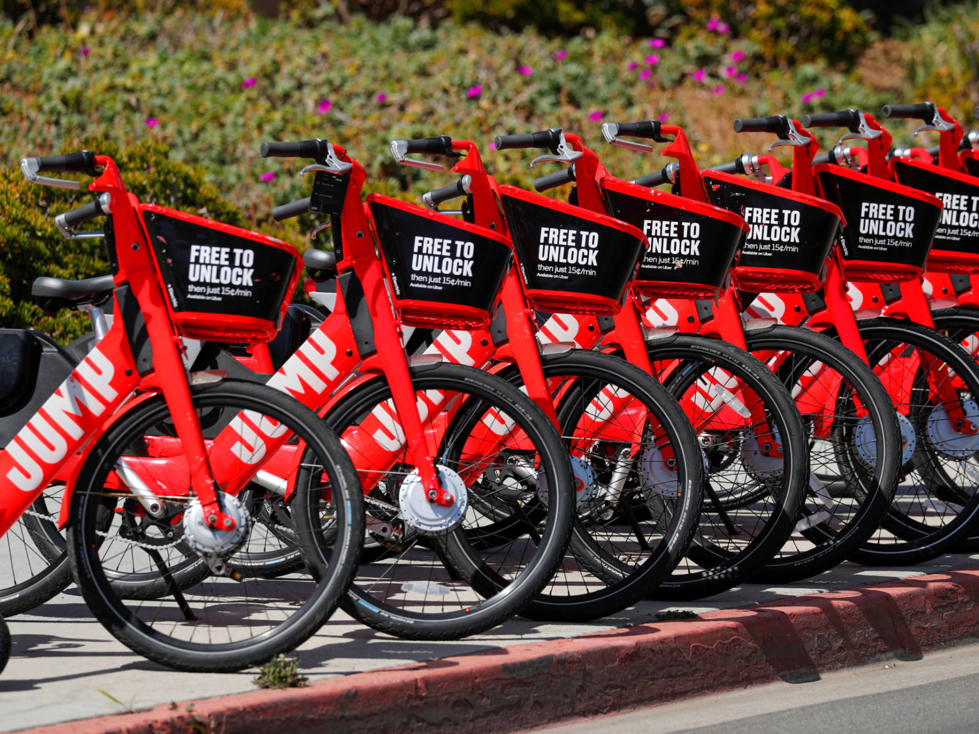 Uber to Pull Jump Bikes From San Diego and Atlanta