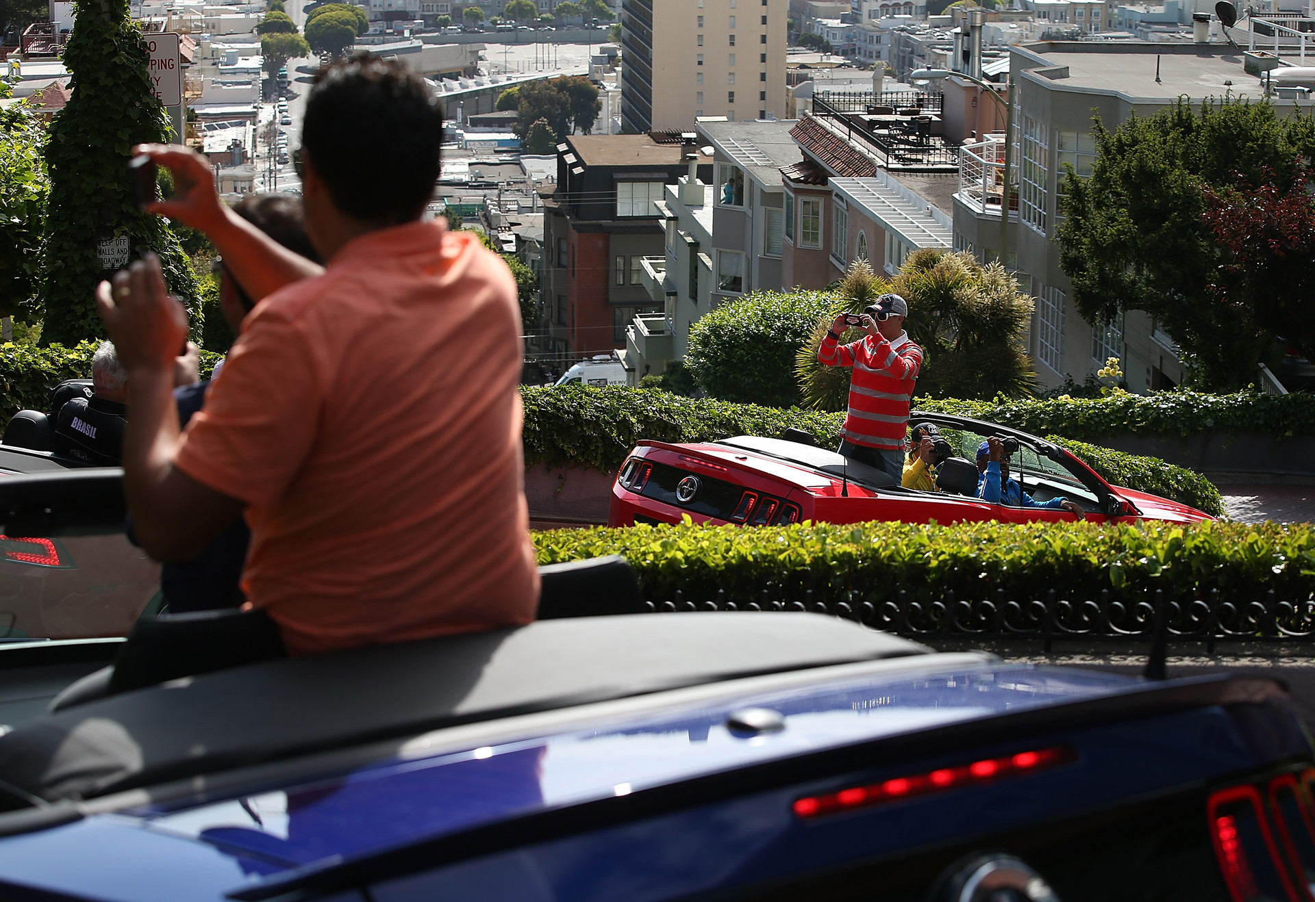 SF 'Running Out of Options': Lawmaker Rejects Newsom Veto of Lombard Street Toll