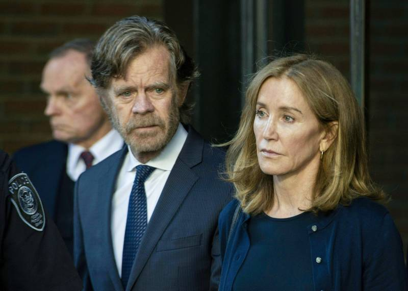 Felicity Huffman Begins Prison Term at 'Club Fed' in East Bay in College Admissions Scandal