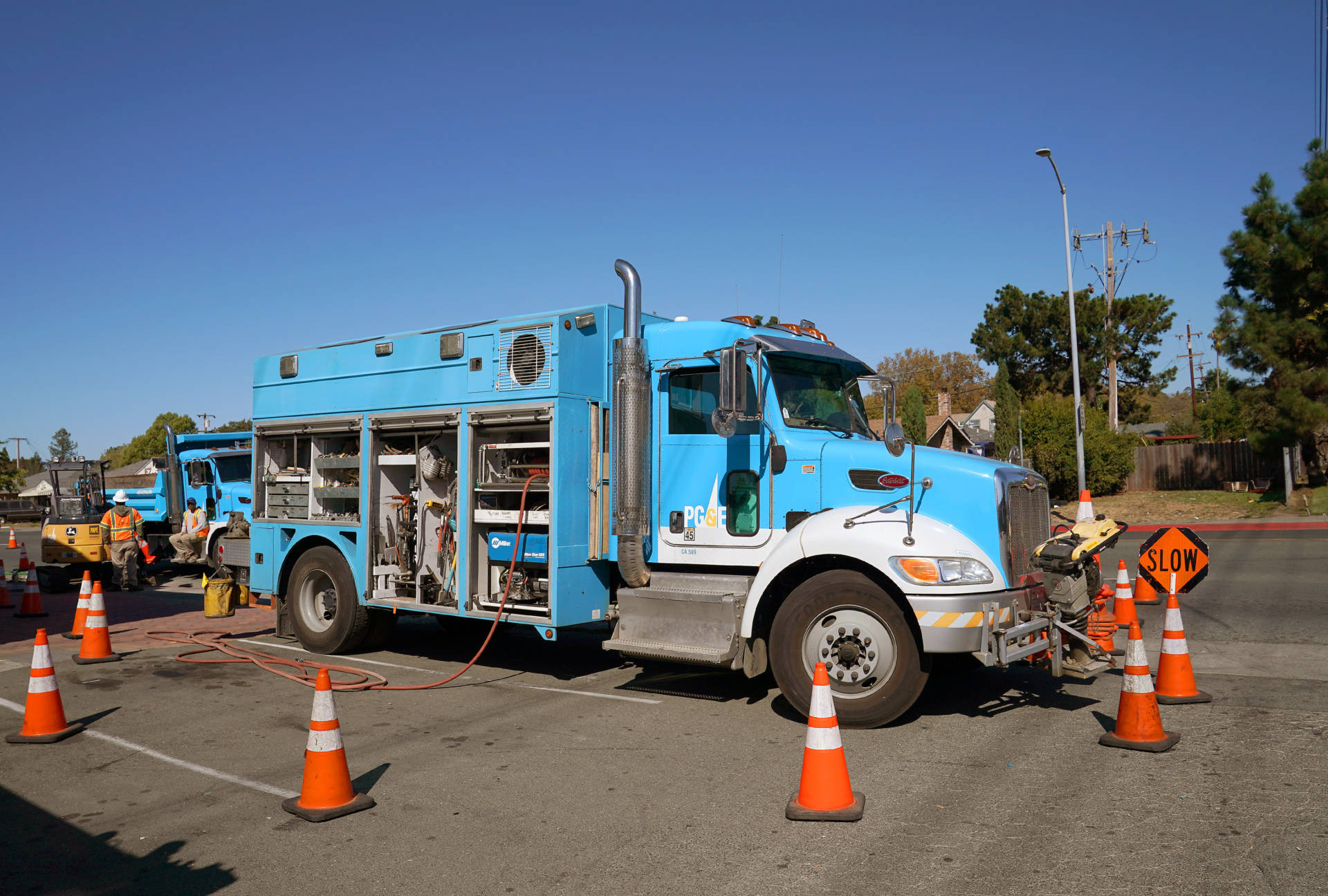 PG&E Rejects San Francisco's Offer to Buy the City's Electric Grid