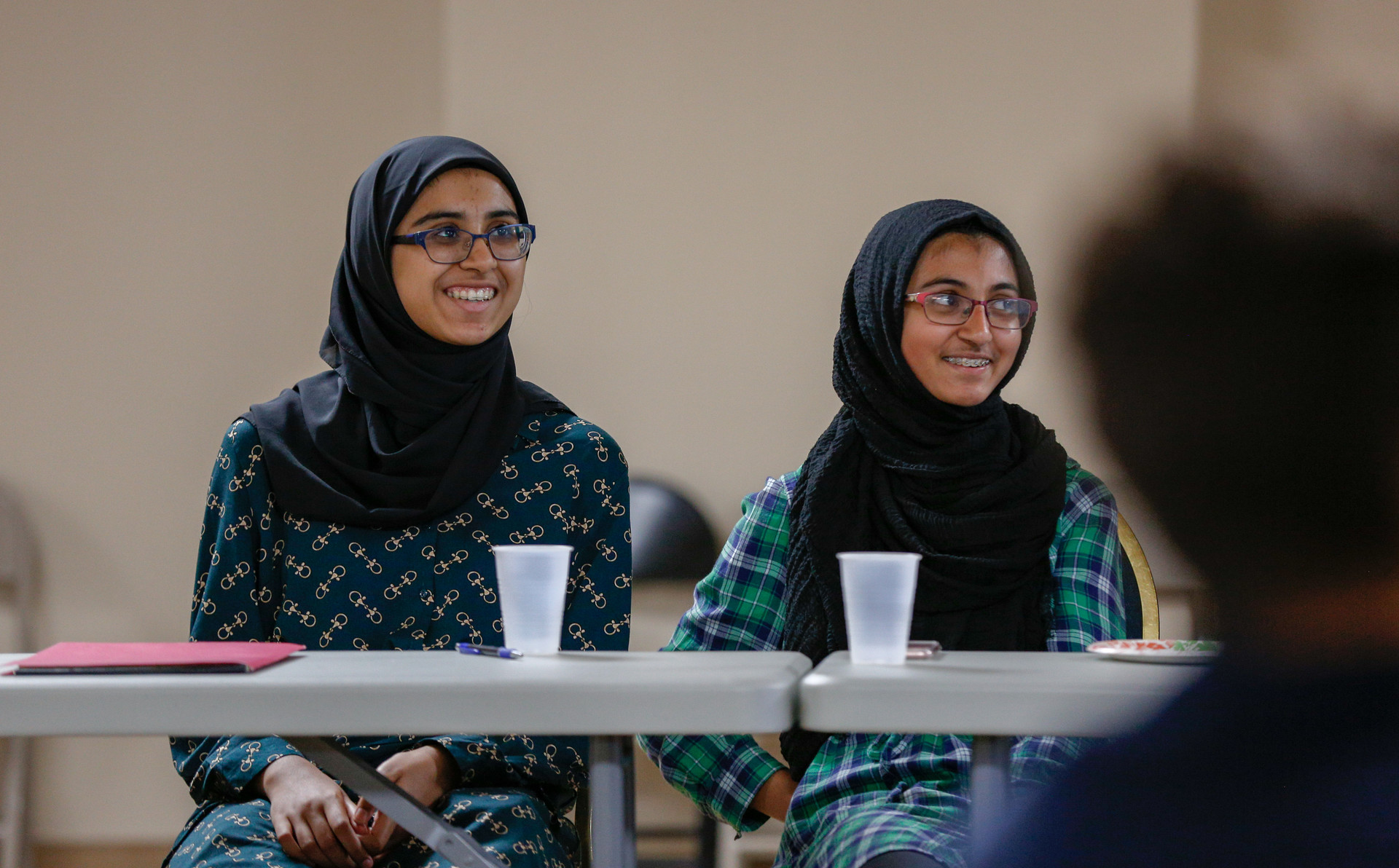 Muslim Teens Learn Tools to Fight Harassment