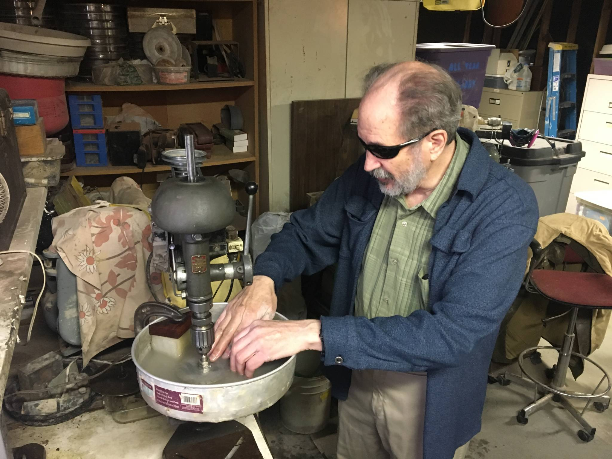 California Sounds: Noel Runyan, a Master of Tinkering