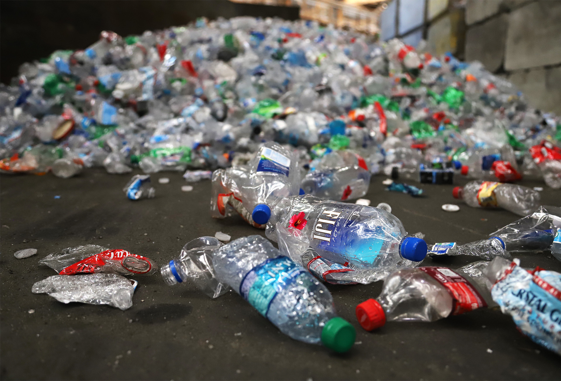 California Governor Vetoes Ambitious Bottle Recycling Bill, Citing 'Burdensome' Amendments