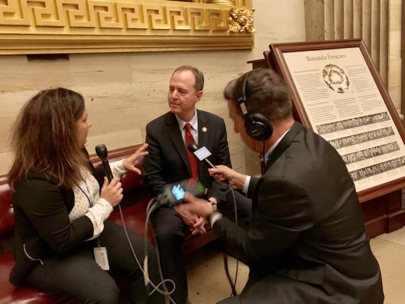 BONUS: Impeachment Inquiry Update from Washington, D.C.