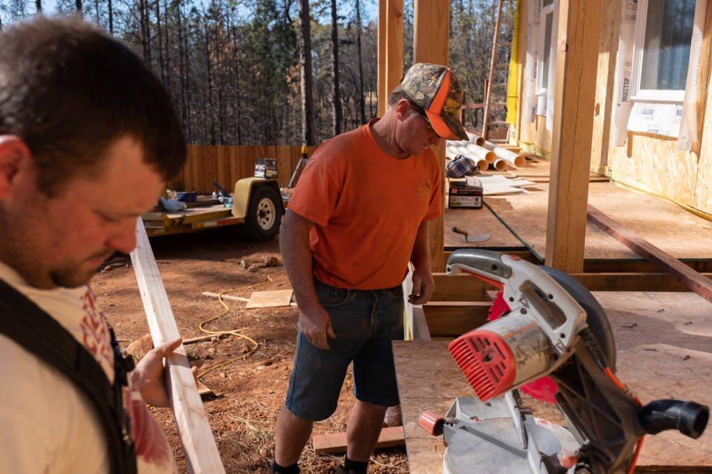Construction Labor Shortage Complicates Rebuilding in Paradise After Camp Fire