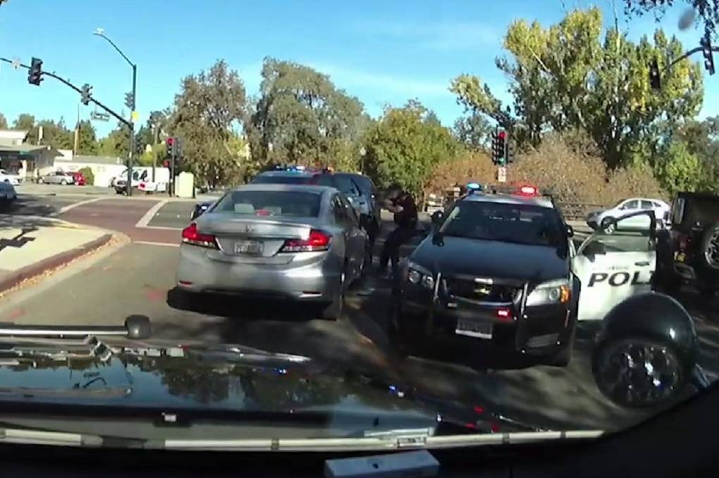 Video of Fatal Danville Police Shooting Shows Officer Firing at Slow-Moving Vehicle