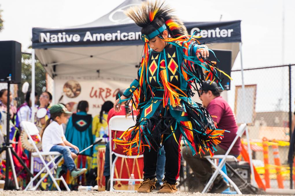 At Oakland's Indigenous Red Market, Art, Food and Activism Celebrate Native Identities