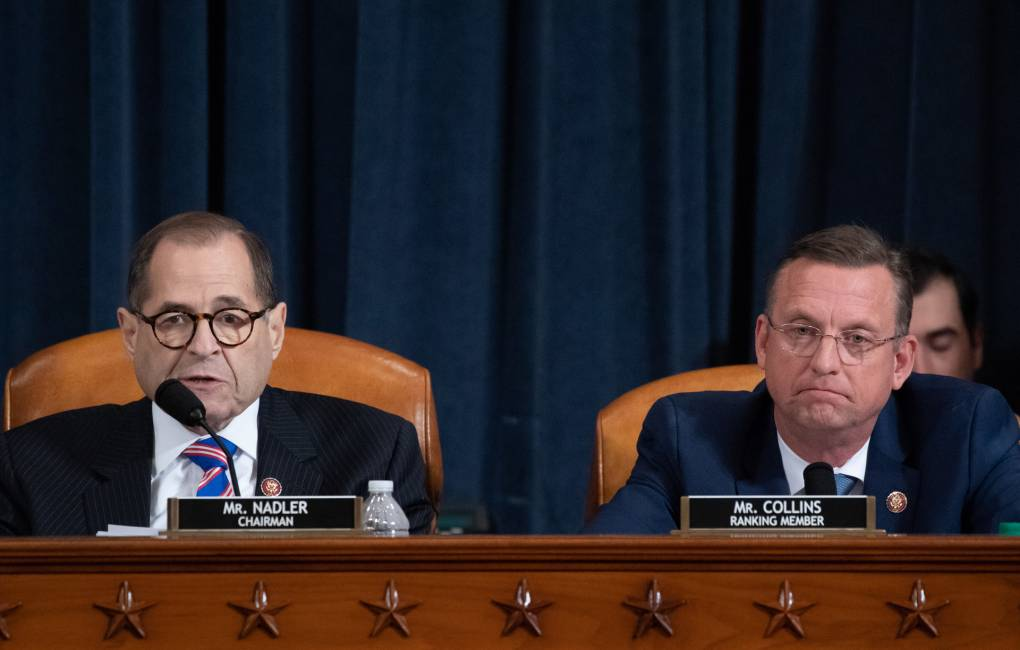WATCH LIVE: Democrats' Impeachment Process Resumes — As Do Battles With GOP