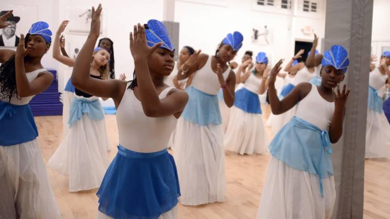 Oakland Dancers Present 'The Nutcracker' With an African Diaspora Twist